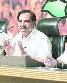 D-link heat on BJP minister