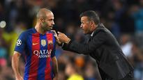 Barcelona's Javier Mascherano: I get unfairly criticised when we struggle