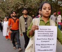 Islamic State tried to add fuel to students stir after leader's arrest in Delhi