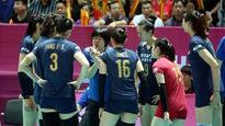 China outclass USA in FIVB volleyball World Grand Prix