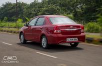 Toyota Platinum Etios Review