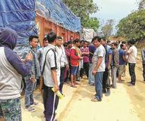 Drivers seek immediate repair of bailey bridge in Jiribam