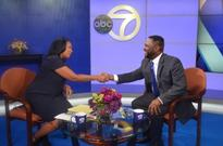 Carver Federal Savings Bank CEO Michael T. Pugh Appears On WABC-TV's Here and Now Program