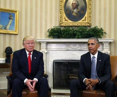 'NO WAY': Trump mocks Obama for saying he could have beaten him