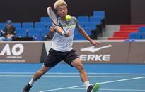 Wu recovers to reach semis in Zhuhai