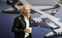Oz Satellite Group To Link With Branson's Virgin Galactic