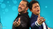 Happy Birthday Salman Khan | Shah Rukh Khan sings 'Tum Jiyo Hazaaron Saal' for his beloved Bhaijaan