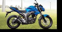 Suzuki Launches 150cc naked Sports