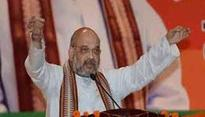 It is Congress which has destroyed Constitution: Amit Shah