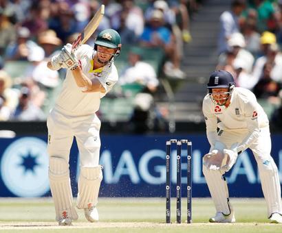 PHOTOS, 4th Ashes Test: Cook grabs ton as England savour rare dominance