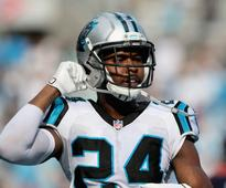 Josh Norman took a slight jab at the Panthers after they took his $14 million franchise tag off the table