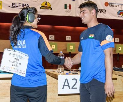 Will Indian shooting's youth brigade shine at CWG?