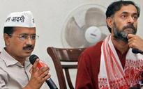 MCD election a beginning for Swaraj India: Yogendra Yadav