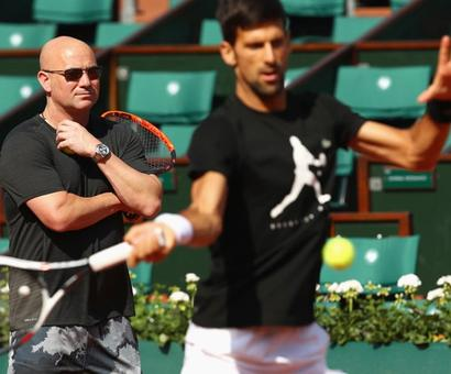 REVEALED! Why Djokovic decided to work with Agassi