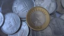 Rupee drops 4 paise against US dollar