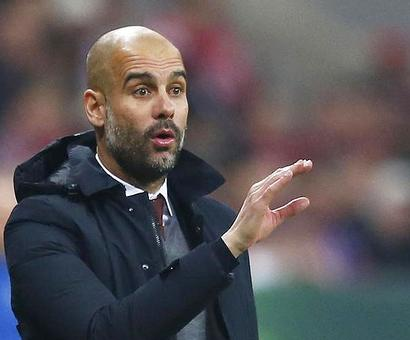 Manchester City's Pep Guardiola charged for wearing 'political' ribbon