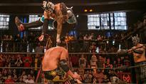 Lucha Underground Free Match: Johnny Mundo, Jack Evans, PJ Black and Taya vs. Fenix, Drago, Aerostar and Sexy Star