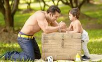 Uncle of the Year: That Salman Khan dotes on his nephews and niece couldn't be clearer