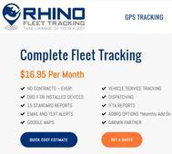 RhinoFleetTracking Offers Hassle Free Fleet Management