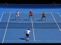 Maccas Legends: Arthurs/Chang v Ferreira/Wilander highlights | Australian Open 2016