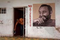 Castro at 90: 'I laugh at them'