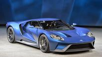 How Ford markets its 2017 GT