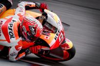 Stunning Marc Marquez races to record Brno pole position