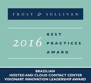 Frost & Sullivan Applauds Interactive Intelligence for Uniquely Incorporating Omnichannel Capabilities into a Single Platform for the Hosted and Cloud Contact Center Industry