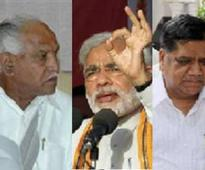 BJP leaders' presence at Reddy's family wedding exposes party's double standards on black money