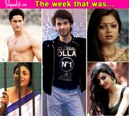 Ssharad Malhotra, Kapil Sharma, Mohit Raina  Here is a look at TV's top newsmakers this week!