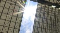 Video: New Retractable Roof Ready For US Open