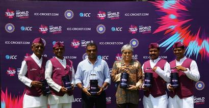 Mumbai's Dabbawalas gear up for World T20