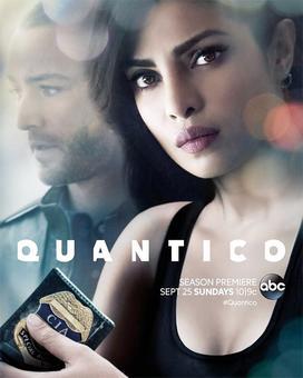 First look: Priyanka Chopra in Quantico season 2