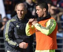 Cristiano Ronaldo Hails Zinedine Zidane as Real Madrid Reach Champions League Final
