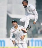 Piedt shines for Proteas in fourth test