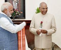 Narendra Modi, Ram Nath Kovind greet nation on Prophet Muhammad's birthday Eid
