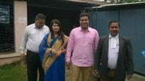 Barsa Swony, Rajashree move Odisha court to withdraw divorce case
