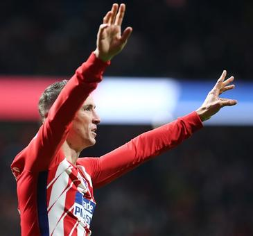 Football Briefs: Torres strike sees Atletico go second