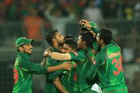 Bangladesh square series with defeat of England