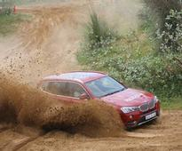 BMW Organise Super Speciality Stage At 2016 Rally Of Jaypore