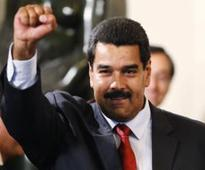 Maduro makes bizarre plot accusation