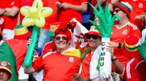 It's 0-0 in Paris as Wales and Northern Ireland vie for a quarter final place
