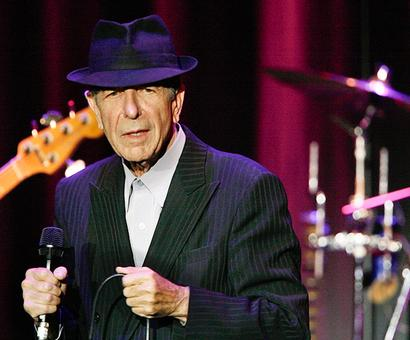 'Leonard Cohen's music will last many lifetimes'