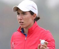 Ciganda beats Lee in LPGA Tour playoff in South Korea