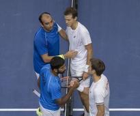 Davis Cup: India's Rohan Bopanna