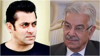 Twitter blasts Pak minister Khwaja Asif after he says Salman Khan jailed 'because he is Muslim'