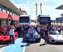 Porsche 918, McLaren P1, Ferrari LaFerrari: Holy trinity fires up The Grand Tour