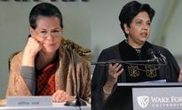 Gandhi ninth Nooyi 10th in Forbes' world's 100 most powerful women