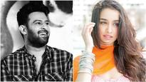 Confirmed! Prabhas to pair up with Shraddha Kapoor in 'Saaho'