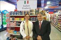 Consul General of Italy in Dubai visits Al Maya Supermarket